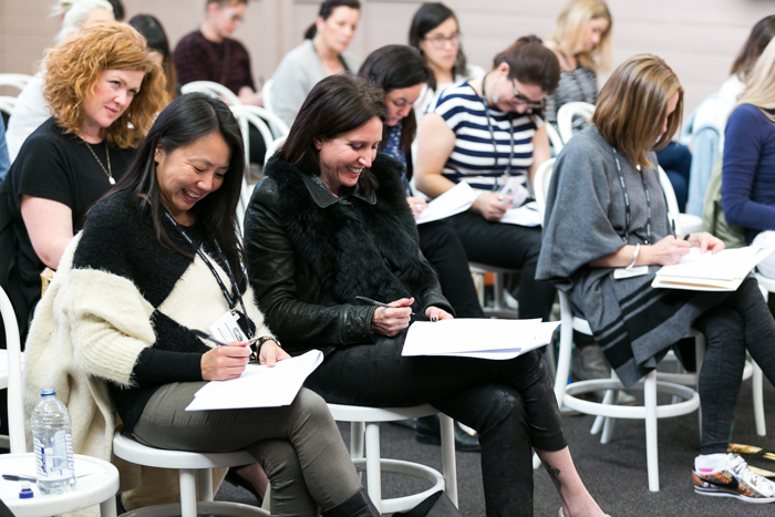 Of Kin for Life Instyle Conversation Series workshops
