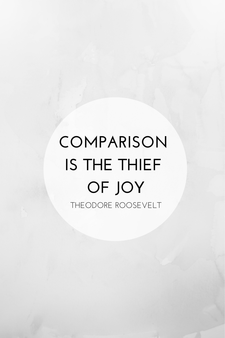 Kate James - COMPARISON IS THE THIEF OF JOY-2