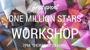 One Million Stars Workshop Melbourne 30 April 2015