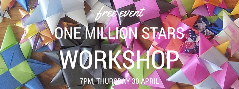 One Million Stars Workshop Melbourne 30 April 2015