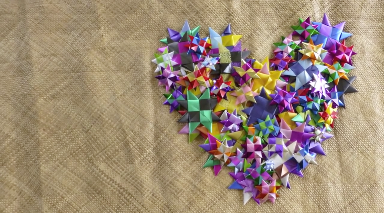 One Million Stars Weaving Workshop 30 April 2015 Melbourne