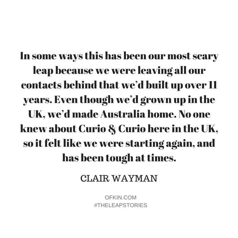 Clair Wayman Quote 1