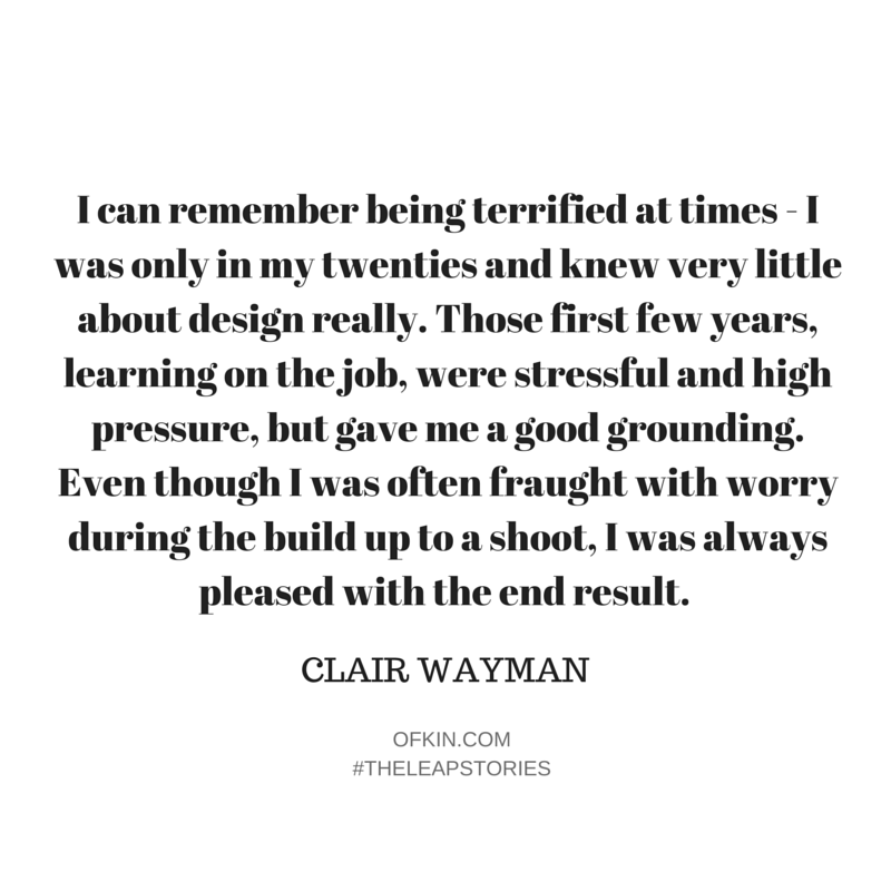 Clair Wayman Quote 2