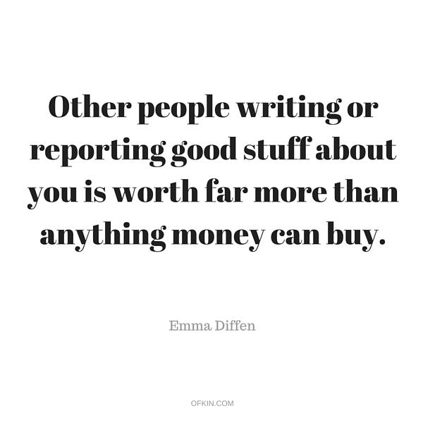 Emma Diffen PR advice Content Kin