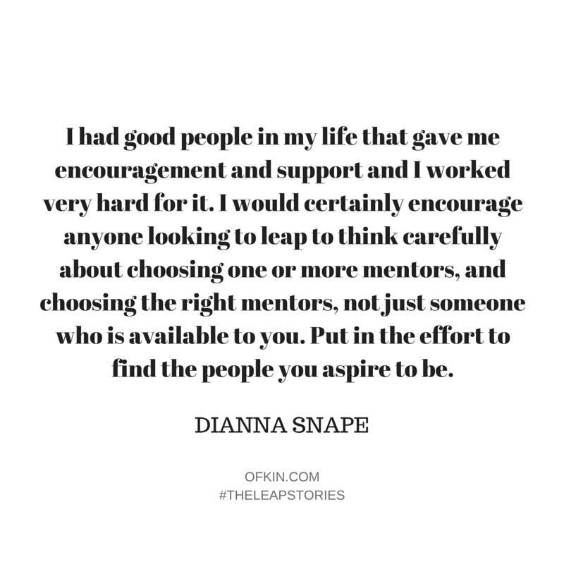 Dianna Snape Quote4
