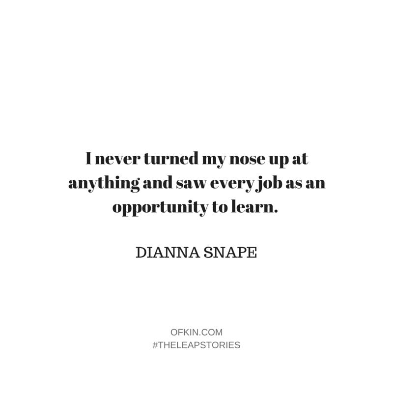 Dianna Snape Quote5