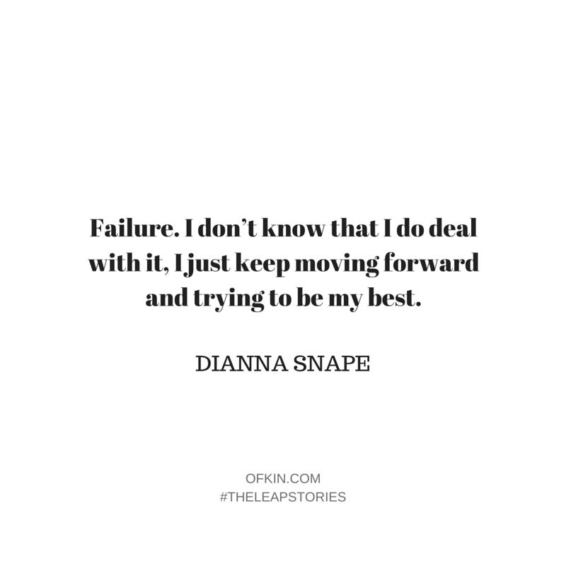 Dianna Snape Quote6