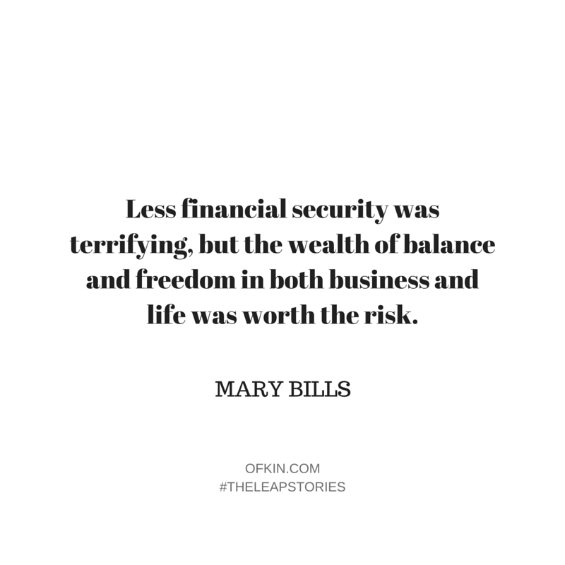Mary Bills Quote1