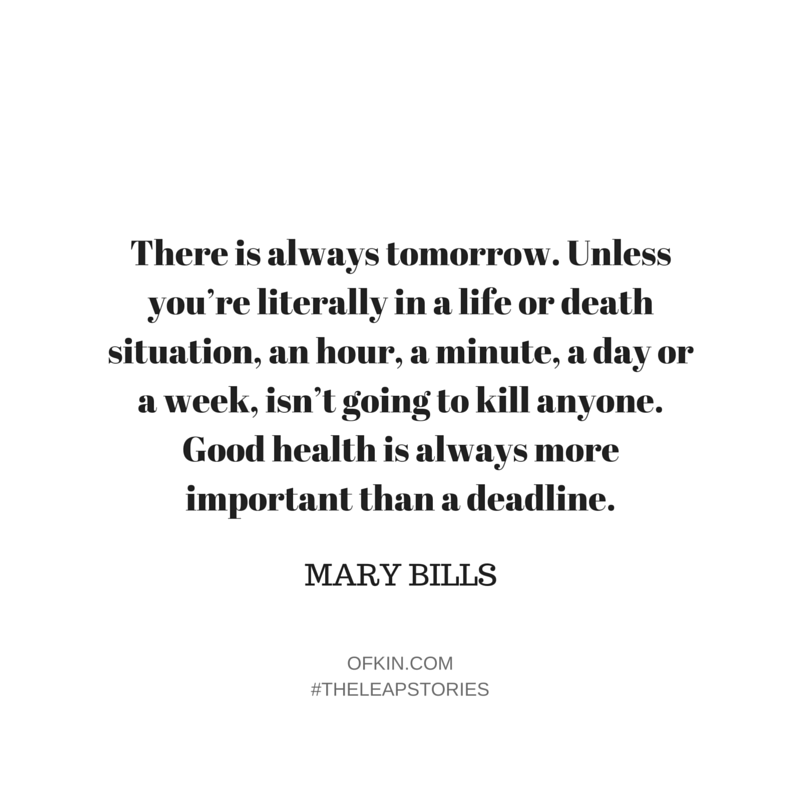 Mary Bills Quote6