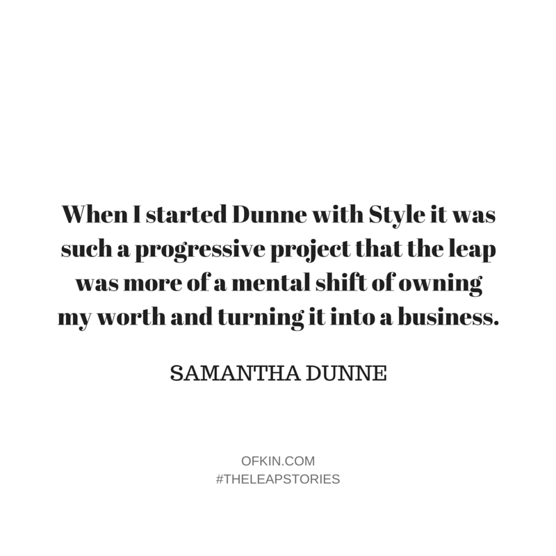 Samantha Dunne Quote 2