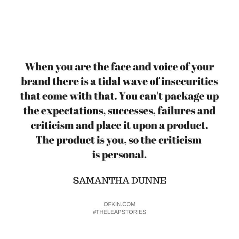 Samantha Dunne Quote 4
