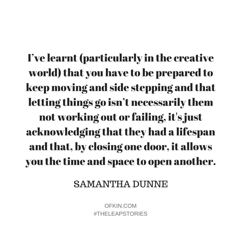 Samantha Dunne Quote 6