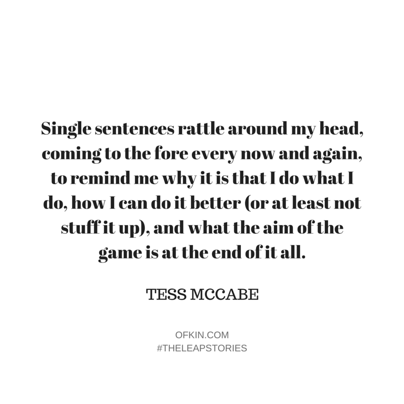 Tess McCabe Quote 2