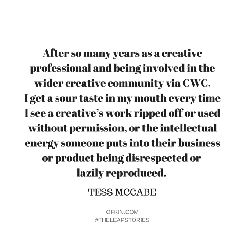 Tess McCabe Quote 4