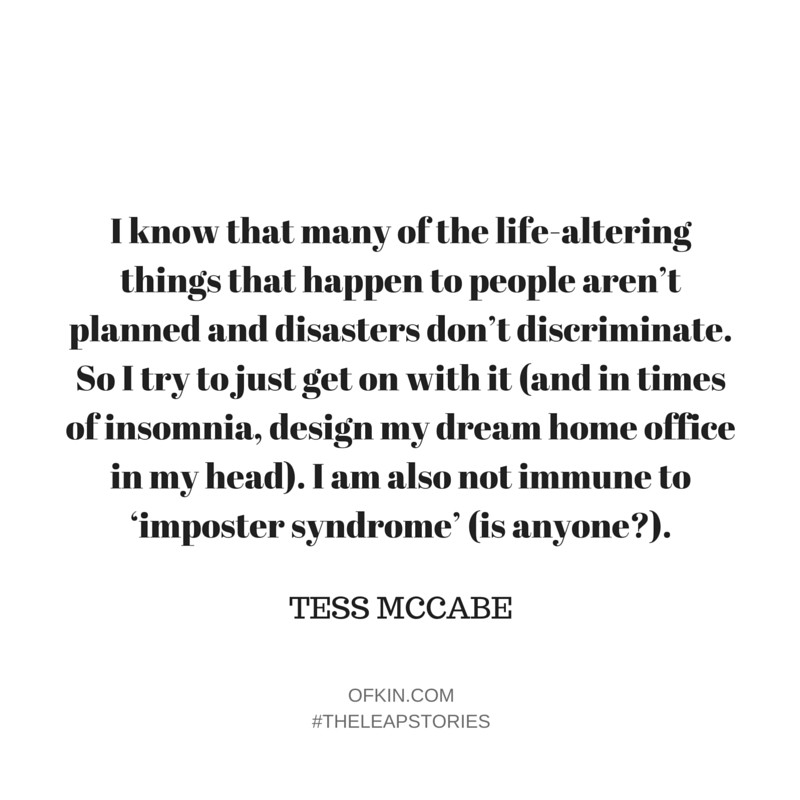 Tess McCabe Quote 7
