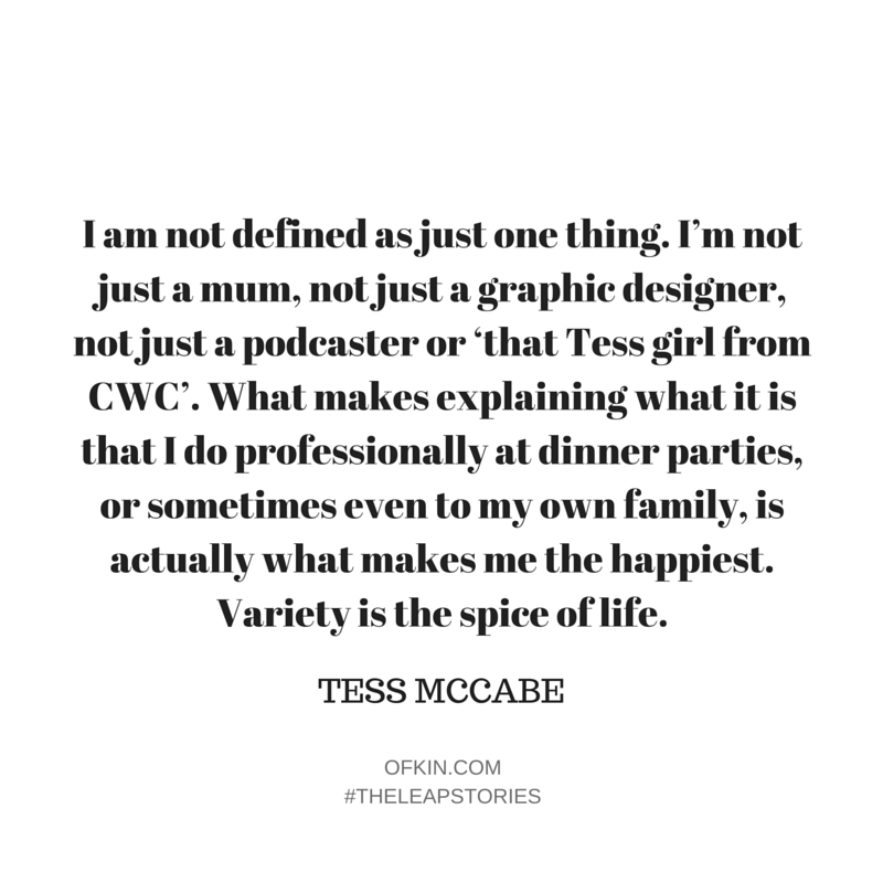 Tess McCabe Quote 8