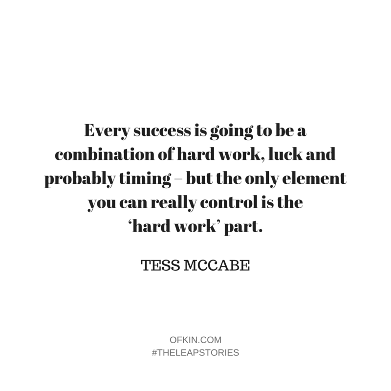 Tess McCabe Quote 9