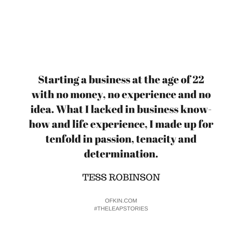 Tess Robinson Quote 1