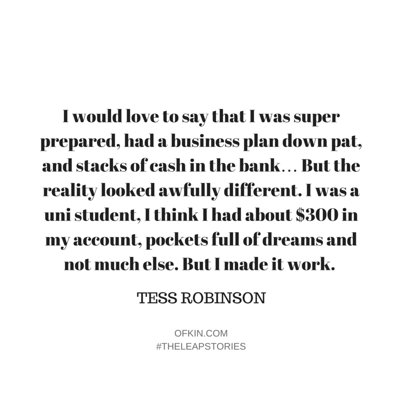 Tess Robinson Quote 2