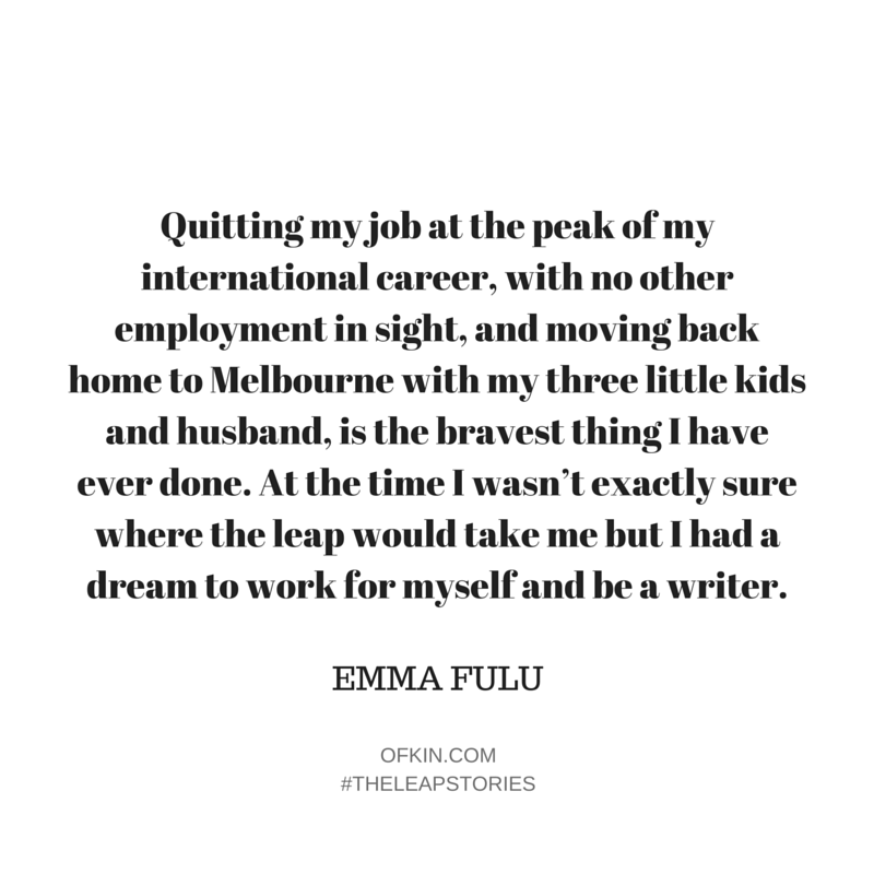 Emma Fulu Quote 1