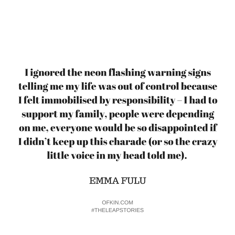 Emma Fulu Quote 3