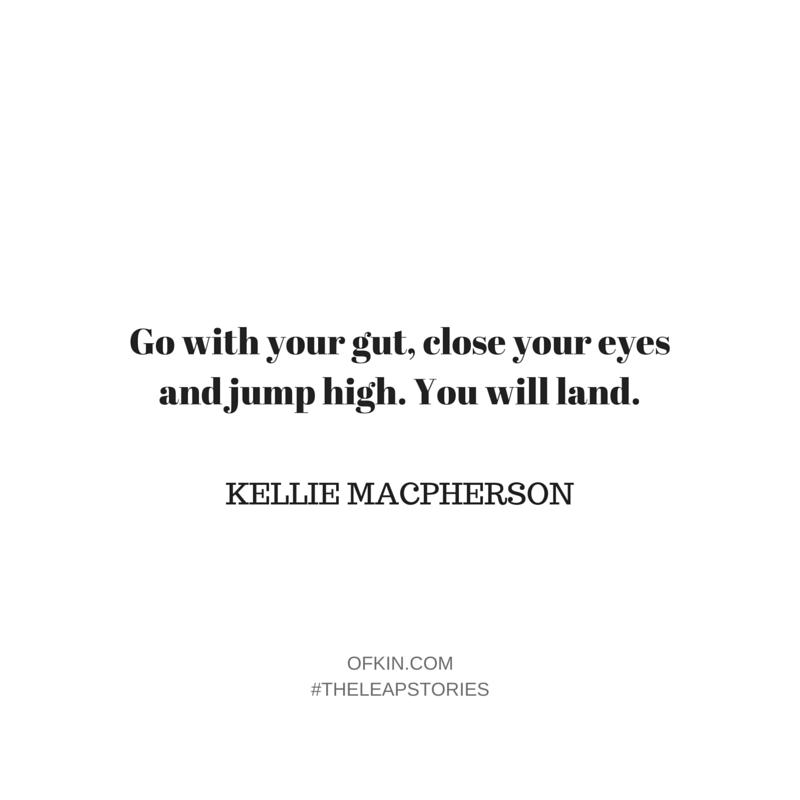Kellie Macpherson Quote11
