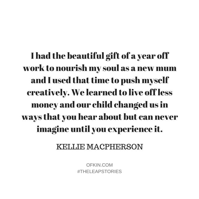 Kellie Macpherson Quote6