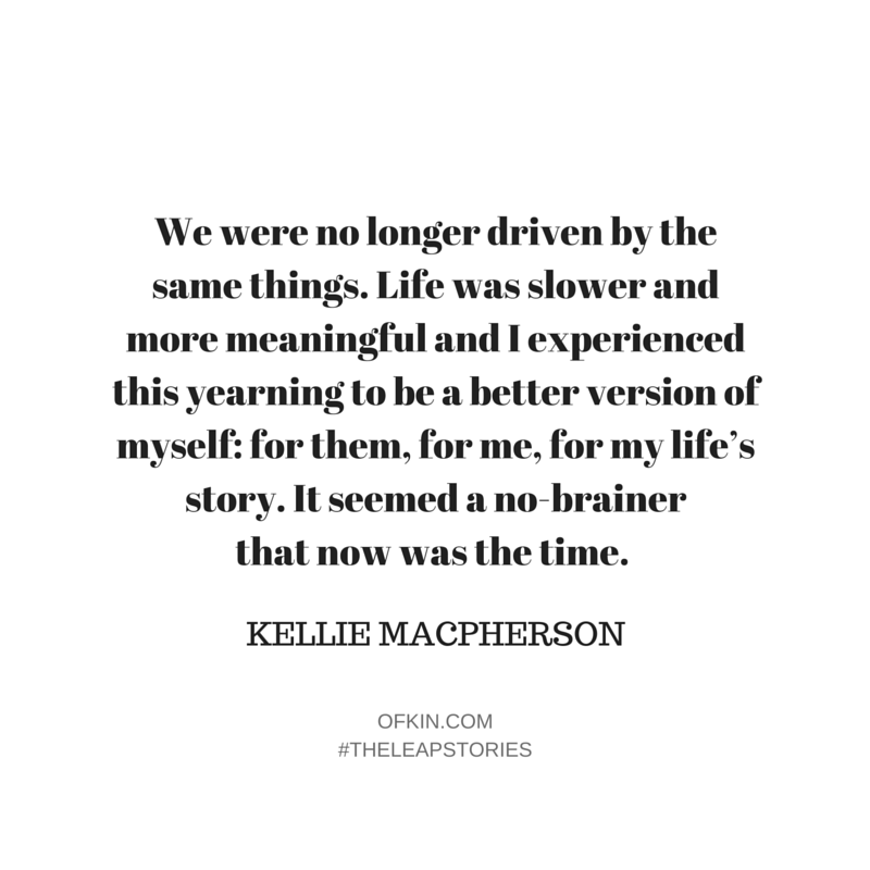 Kellie Macpherson Quote7