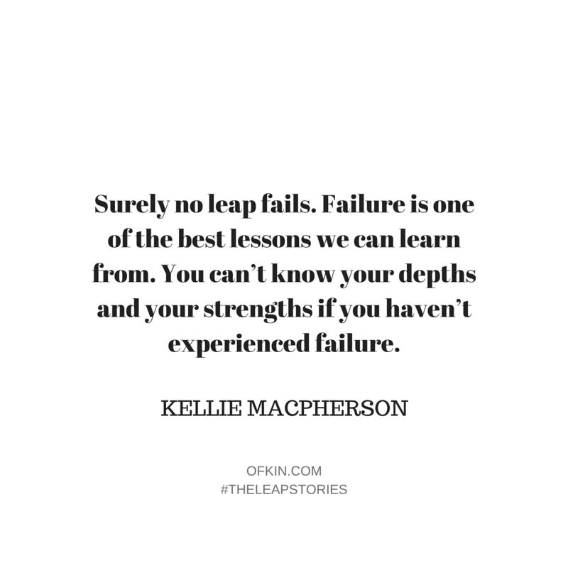 Kellie Macpherson Quote9