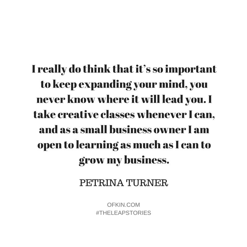 Petrina Turner Quote 1