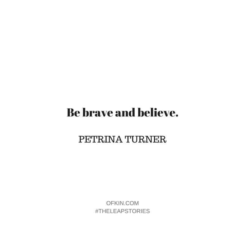 Petrina Turner Quote 11