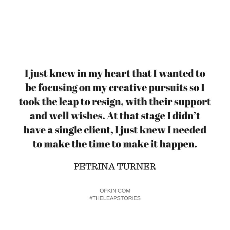 Petrina Turner Quote 5