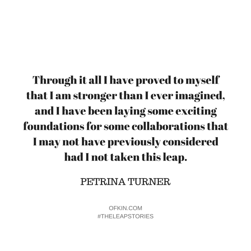 Petrina Turner Quote 7
