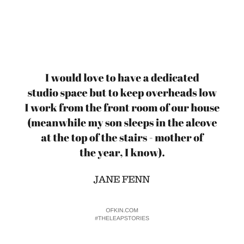 Jane Fenn Quote 5