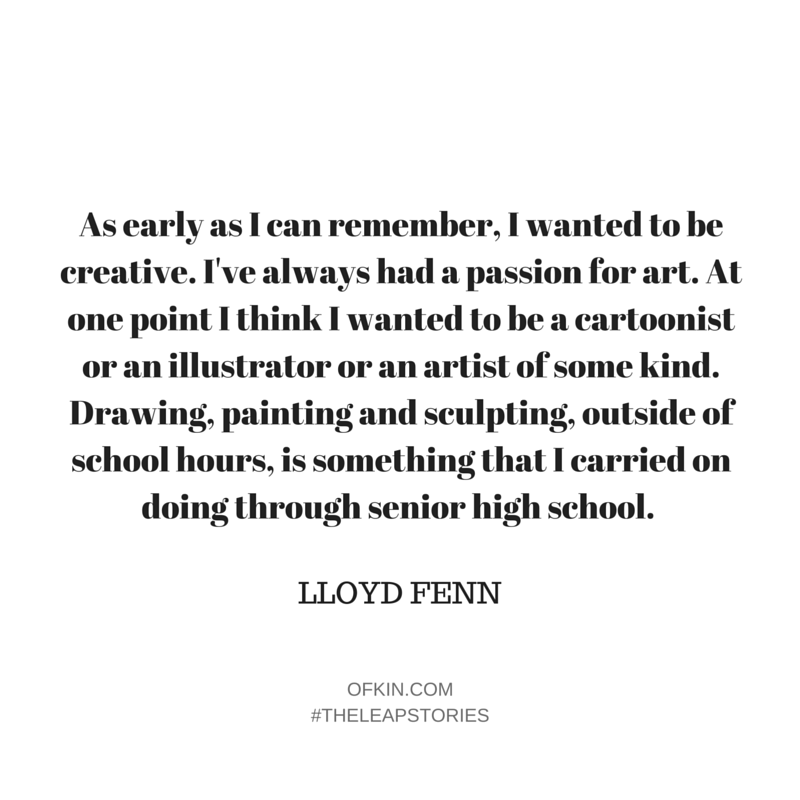 Lloyd Fenn Quote 1