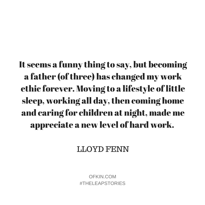 Lloyd Fenn Quote 4