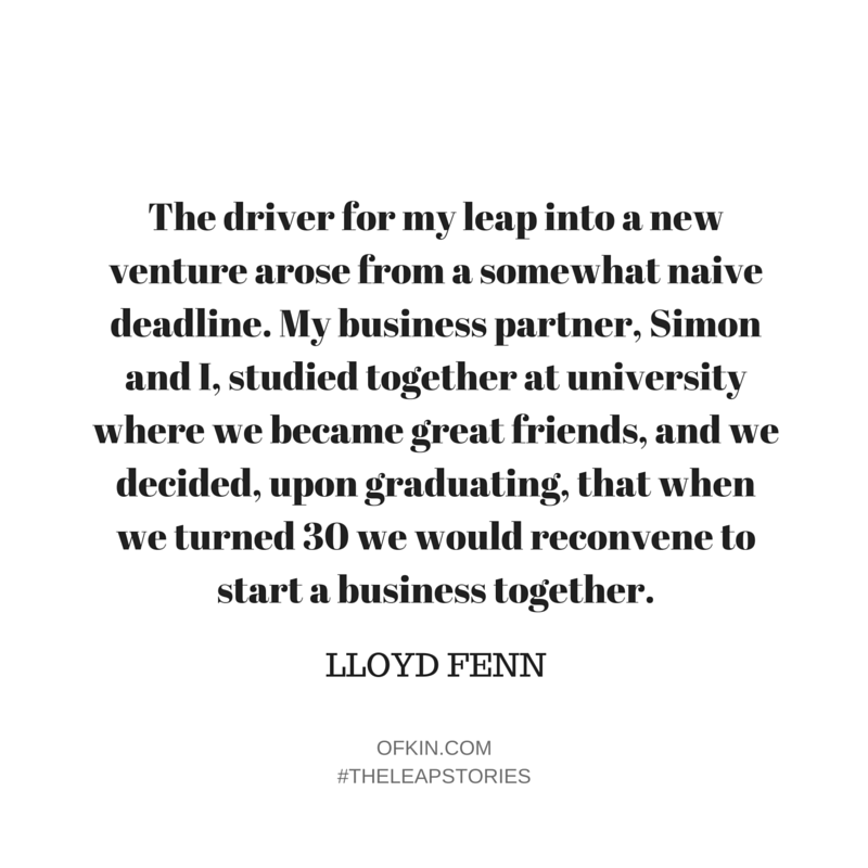 Lloyd Fenn Quote 6