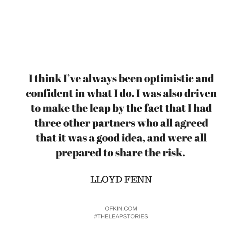 Lloyd Fenn Quote 7