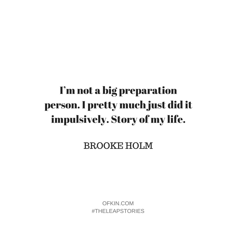 Brooke Holm Quote 3