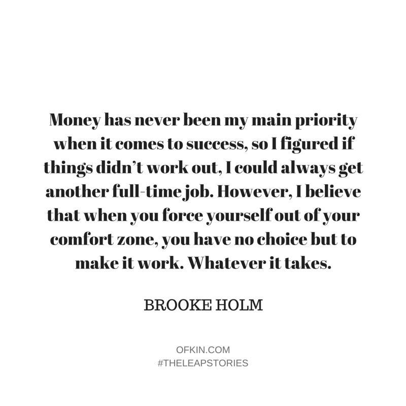 Brooke Holm Quote 6