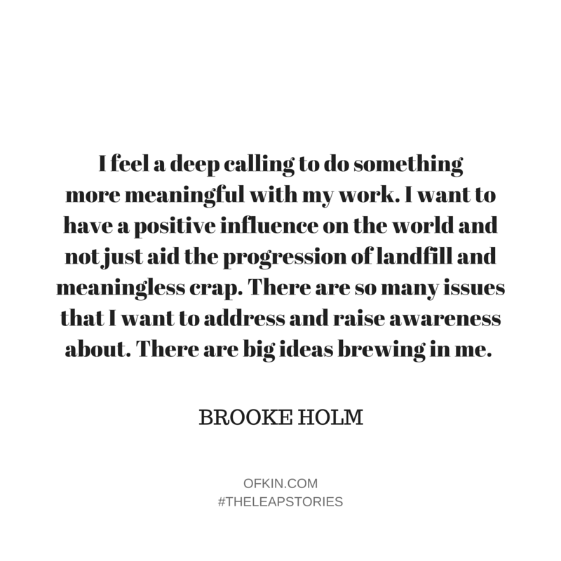 Brooke Holm Quote 9