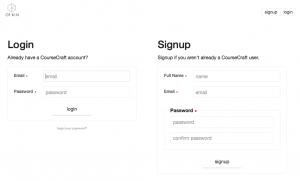 Content Kin CourseCraft-Enrolment-Page