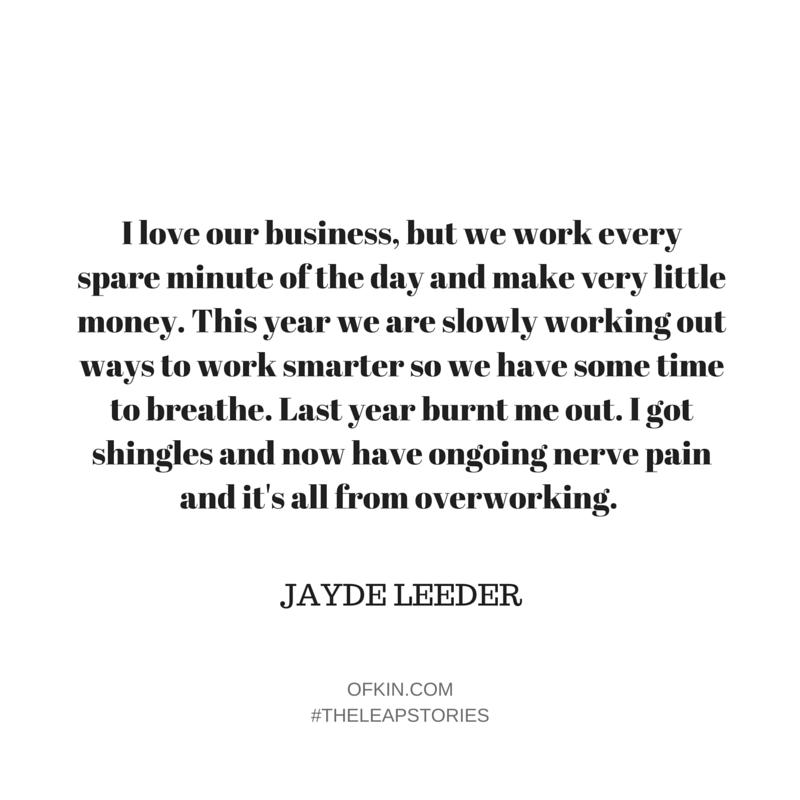 Jayde Leeder Quote 13