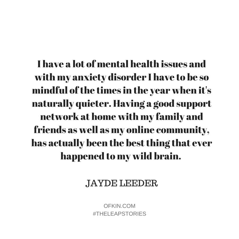 Jayde Leeder Quote 2