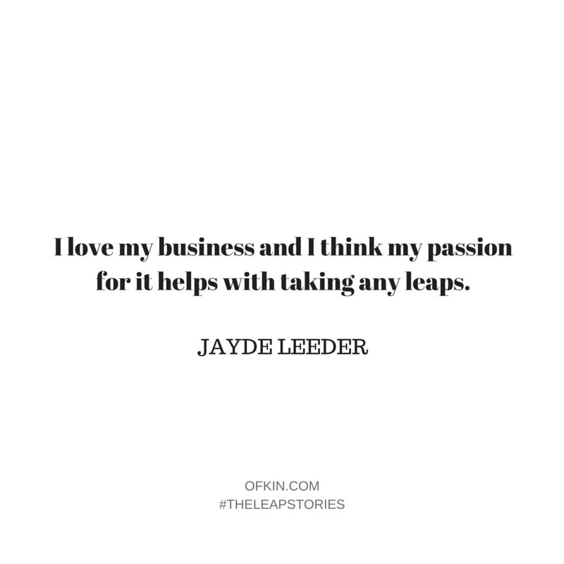 Jayde Leeder Quote 6