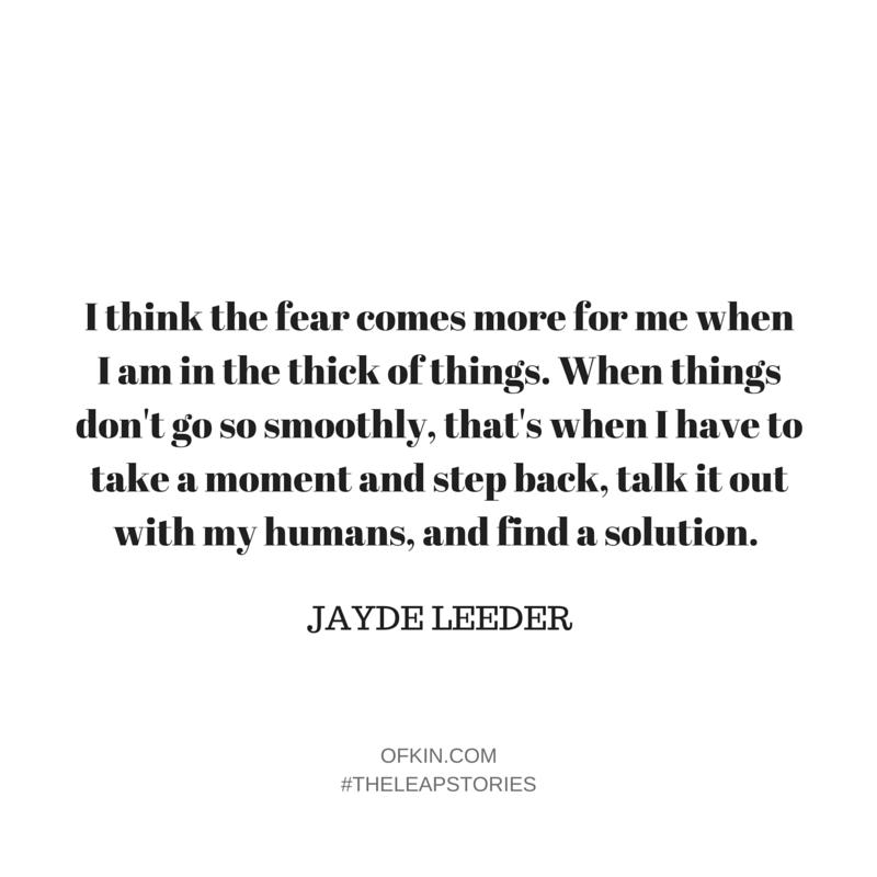 Jayde Leeder Quote 7