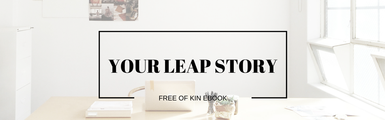 Of Kin - Your Leaps Story free ebook download Kylie Lewis