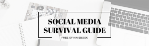 Of Kin free Social Media Survival Guide ebook