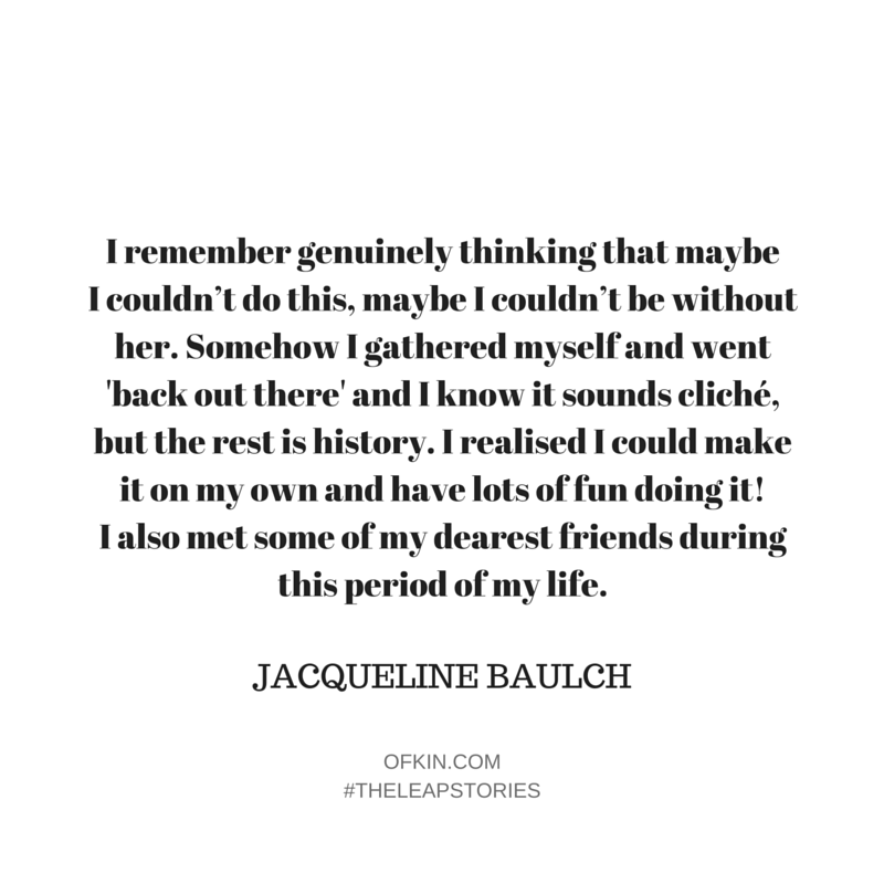 Jacqueline Baulch Quote 1