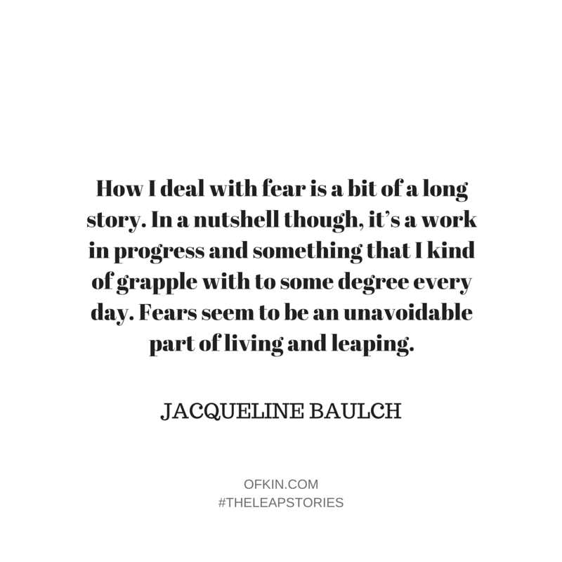 Jacqueline Baulch Quote 10